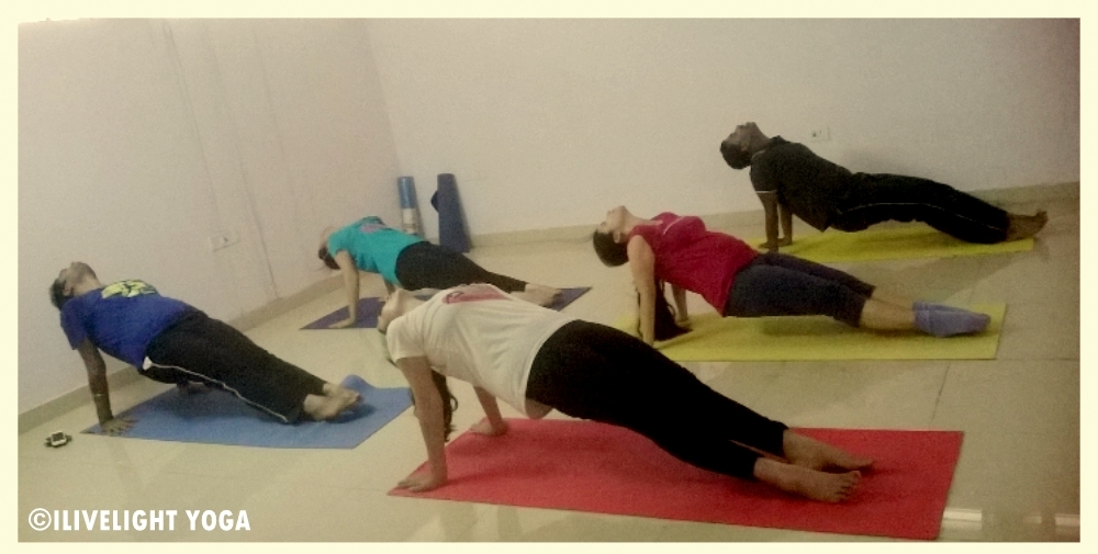 31st july - ilivelight yoga-B