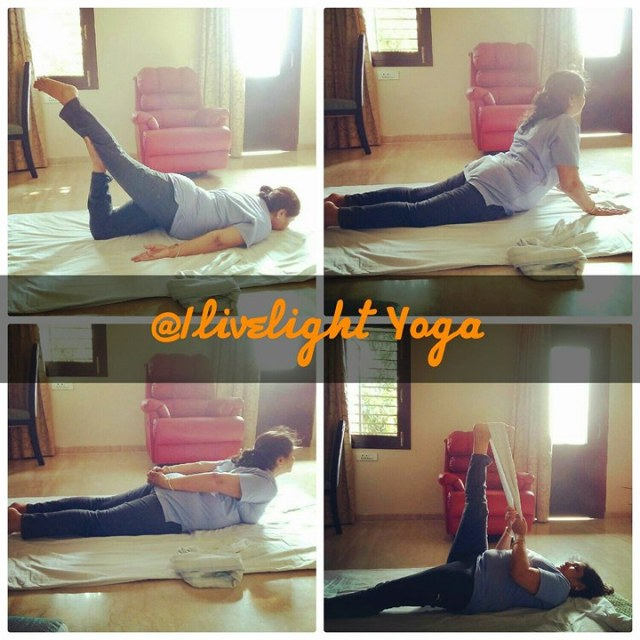 Yoga for Back Pain - ILIVELIGHT YOGA