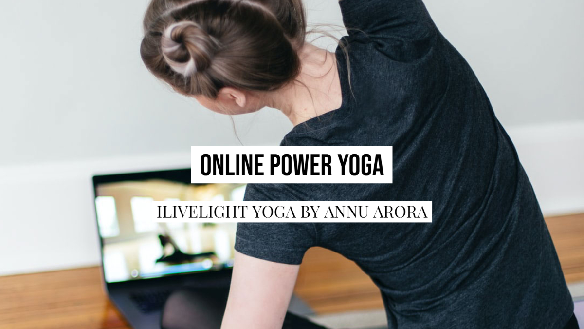 Online yoga classes in delhi